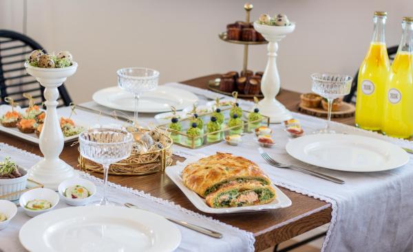 Maistas Velykų stalui – švęskime pavasarį!