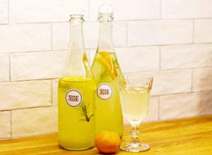 Naminis apelsinų limonadas 0,750 ml. - Spoon to The Moon
