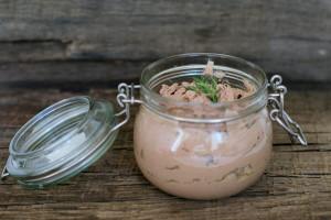 Naminis vištienos kepenėlių paštetas - Spoon to The Moon