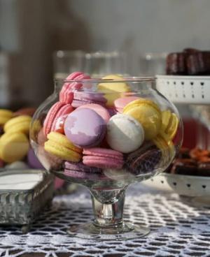 Macarons sausainiai - Spoon to The Moon