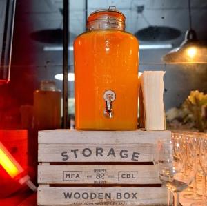 Naminis apelsinų limonadas (5L)